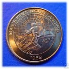 Sunoco Millennium Coin Series Man's First Moon Landing