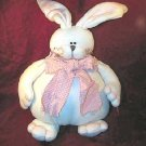 NEW Easter Bunny Rabbit Plush Honey & Me Bear