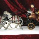 Dept 56 Dickens Heritage Village Royal Coach 55786 1989
