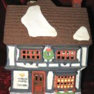 Dept 56 Dickens Village Tutbury Printer 55689 1990