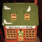 Dept 56 Dickens Village White Horse Bakery 59269 1988