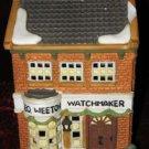 Dept 56 Dickens Village Geo Weeton Watchmaker 59269