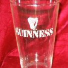 Guinness Harp Pub Beer Bar Glass 16 oz Pint