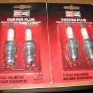 4 New Champion RC12YC 71 Spark Plugs