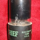 Vintage Radio TV Vacuum Electron Tube Chief 6K6GT