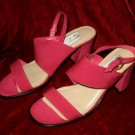New Mootsies Tootsies Shoes Strappy Sandals Heels 8.5
