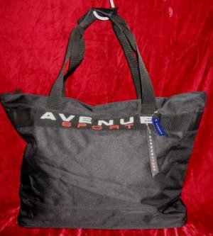 New Black Avenue Sport Handbag Shoulder Beach Tote Bag