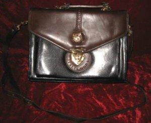 Italia Moda Handbag Messenger Shoulder Satchel Bag
