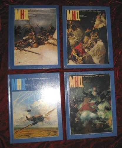 MHQ The Quarterly Journal Of Military History 1997 1998