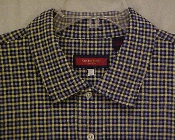 NEW Austin Reed Polo Collar Short Sleeve Golf Shirt Size 3X 3XL Big & Tall Men's Clothing 600431