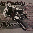 Big Daddy Gray Motor Bike X Tour Long Sleeve T-shirt 3XL 3X Big Tall Mens Clothing 601011-2