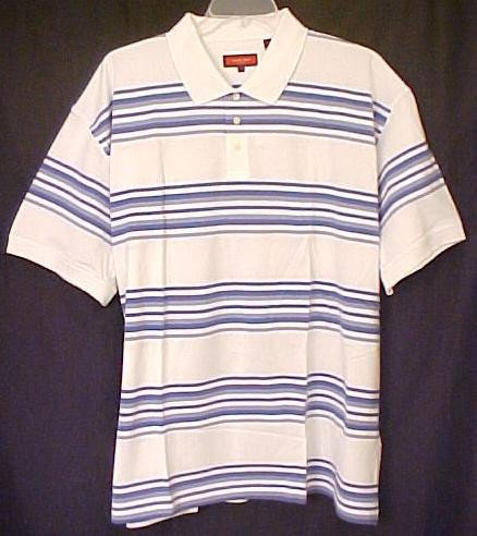 New Austin Reed Polo Golf Shirt Short Sleeve 4XT 4XLT Big & Tall Men's Clothing 702221