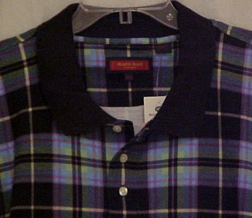 NEW Austin Reed Polo Golf Shirt Short Sleeve Size 2XT Tall 2X XXL Big & Tall Men's Clothing 702241