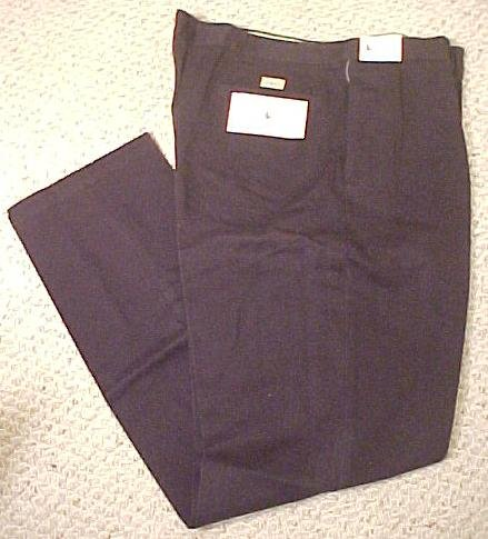 Ralph Lauren Polo Navy Andrew Pant Pants 44 X 38 Big Tall Mens Clothing 702311
