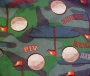 New Boxers Golf Balls Par Chip Hole In One Bogey Sz 1x Big Tall Mens Clothing  410571