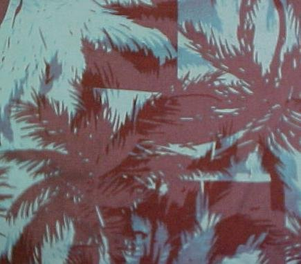 New Tropical Print Jam Sleepwear Boxers Size 2x Big Tall Mens Clothing 410421-2