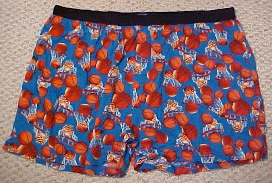 Cotton Basketball Hoops Sports Boxers Roundtree & Yorke 4X 4XL Big Tall Mens Clothing 803111