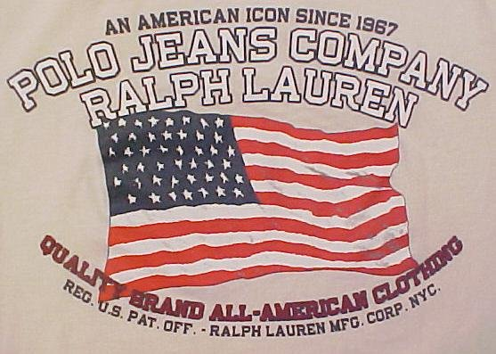 Ralph Lauren Polo Jeans Company Short Sleeve Ringer T-shirt 2XT 2XLT Big Tall Mens Clothing 803251