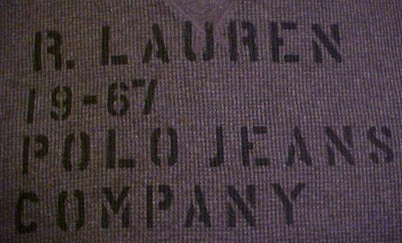 Ralph Lauren Polo Jeans Thermal Long Sleeve Aviator Shirt Gray 3XL 3X Big Tall Men Clothing 803391