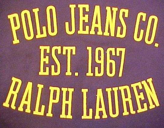 Ralph Lauren Polo Jeans Company Navy Long Sleeve T-Shirt 3X 3XL Big Tall Men Clothing 803401