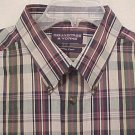 New Button Down Long Sleeve Wrinkle Free Shirt 4XLT 4XT Big Tall Men's Clothing 904491