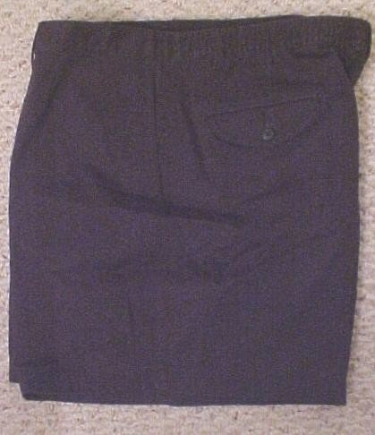 NEW Navy Blue Golf Shorts Size 44 Big Tall Mens Clothing 43461