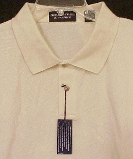 NEW POLO GOLF Shirt Short Sleeve Size 3X 3XL Big Tall Mens Clothing 32961