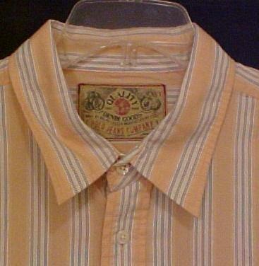Ralph Lauren Polo Jeans Long Sleeve Shirt 4XT 4XLT Big Tall Mens Clothing 810481-2