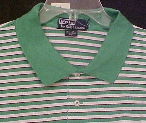 New Ralph Lauren Polo Golf Shirt Short Sleeve Size 4XT 4XLT Big Tall Mens Clothing 811511