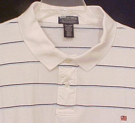 New Ralph Lauren Polo Jeans Golf Shirt Short Sleeve Size 4XLT 4XT Big Tall Mens Clothing 811571-2