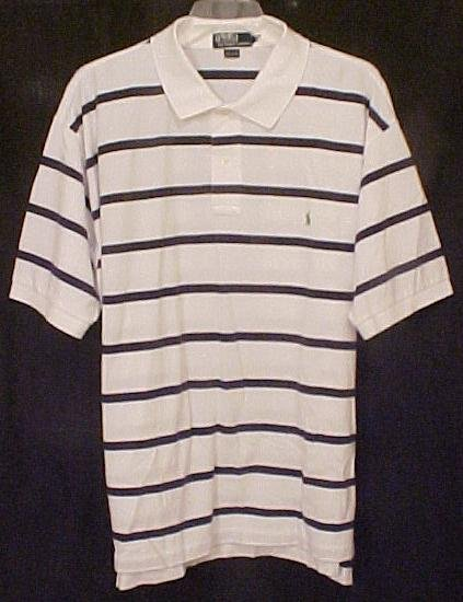 New Ralph Lauren Polo Golf Shirt Short Sleeve Size 3XL 3XB 3X Big Tall Mens Clothing 811581