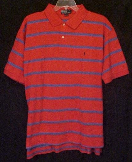 Polo Ralph Lauren Golf Shirt Short Sleeve Size 3XL 3XB 3X Big Tall Mens Clothing 911931