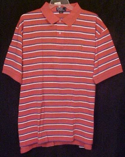 New Polo Ralph Lauren Golf Shirt Short Sleeve Size 3XL 3X Big & Tall Mens Clothing 912341
