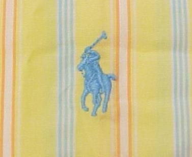 Ralph Lauren Button Down Shirt Short Sleeve Size 3XL 3X Big Tall Men's Clothing 32391