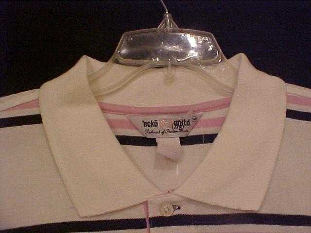 Big Tall Mens Ecko Casual Polo Golf Shirt Size 4XT 4XLT Urban wear 913641