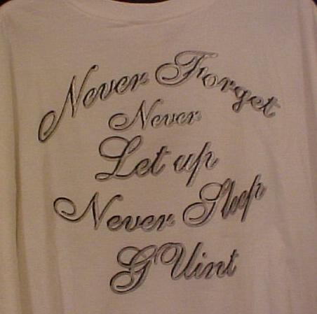 Big Tall Mens G-Unit T-Shirt S/S Size 3XT 3XLT Urban wear - 913791