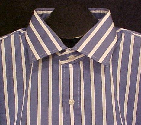 Big Mens Ralph Lauren Long Sleeve Button Front Shirt 3X 3XL 3XB - 912791