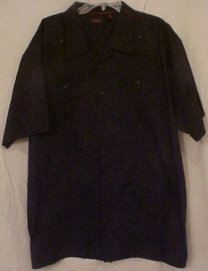 NEW Cuban Guayabera Mexican Wedding Shirt Size 3XL 3XLT  Big and Talls Men Clothing 914231