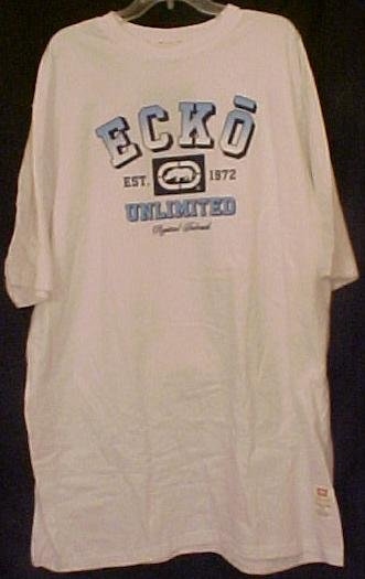 NEW Ecko S/S T-Shirt Size 3X 3XB Big Mens Clothing Urban Wear 914131