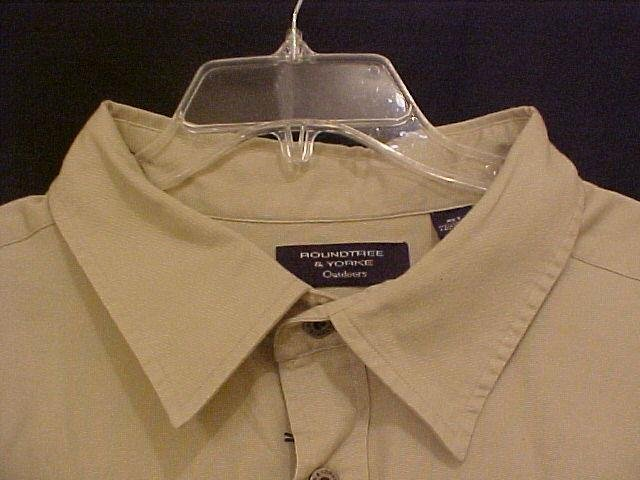 NEW Button Down Casual Shirt L/S Size 4XT 4XLT Big and Tall Mens Clothing 811001