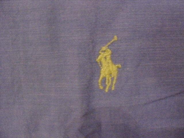 NEW Button Down Casual Ralph Lauren Shirt S/S 4XT 4XLT Big and Tall Mens Clothing 914531
