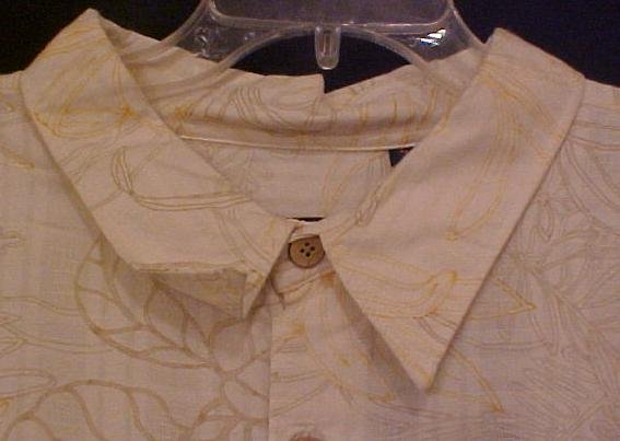 NEW Button Down Casual S/S Size 3XT 3XLT Big and Tall Mens Clothing 914471