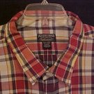 Polo Jeans Ralph Lauren Button Down Shirt S/S Size 4X 4XL 4XB Big Mens Clothing  915471