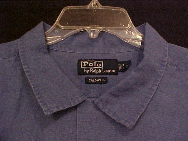 Polo Ralph Lauren Caldwell Shirt Short Sleeve Size 3XT 3XLT Big Tall Mens Clothing 915561