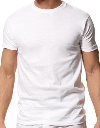 NEW Crew Neck T-shirt Undershirt 2 pack Size 3XT 3XLT  Big Tall Mens Clothing