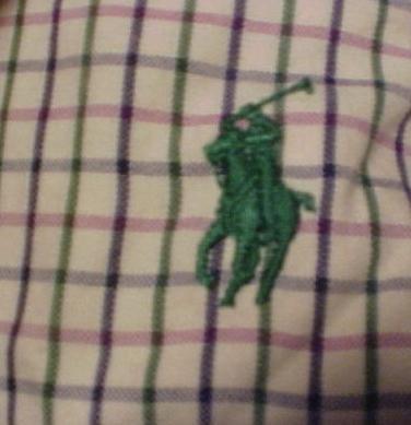 Big Tall Mens Ralph Lauren Button Down Shirt Long Sleeve Size 3XT 3XLT 915971