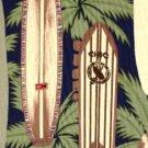 NEW Reyn Spooner Hawaiian Shirt Longboards Big & Tall 6X 6XL Big Tall Mens Clothing 916511