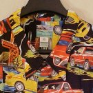 NEW Reyn Spooner Hawaiian Shirt Dodge SRT 4XLT 4XT 4LT  Big Tall Mens Clothing 919381