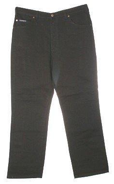 Grand River Stretch Jeans Black 60 X 28 Big Mens Size Clothing 183-60-28