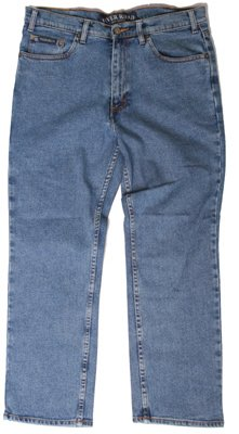 Grand River Stretch Jeans Blue 42 X 32 Big Mens Size Clothing 180-42-32
